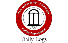UGAPD Daily Logs